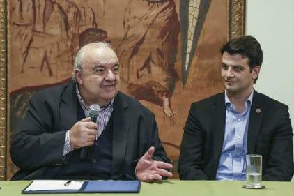 Vice de Greca está de saída do partido de Beto Richa