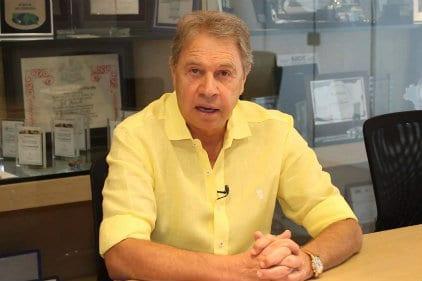 Joel Malucelli nega irregularidade na TV Assembleia