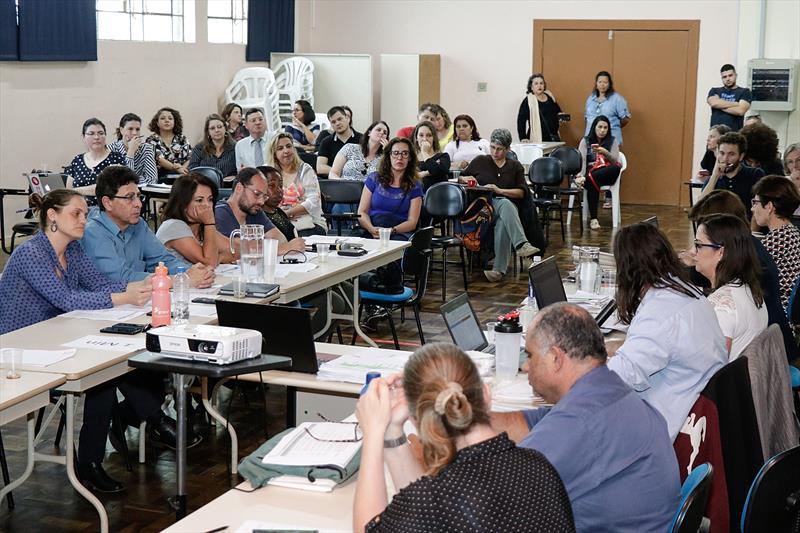 Candidata registra boletim de ocorrência contra conselheiros. Foto: FAS