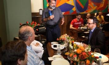 Claudio Oliveira, proprietário do grupo. Foto: divulgação