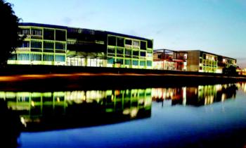 Acordo de venda mantém com o Positivo a posse do campus Ecoville. Foto: divulgação