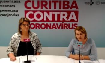 A secretária municipal de Saúde, Márcia Huçulak, confirmou a ocorrência do primeiro óbito na cidade.