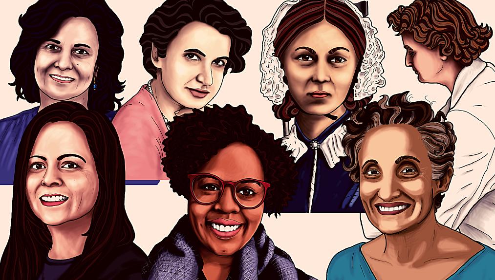 mulheres na ciencia livreto/Marcelo Machado