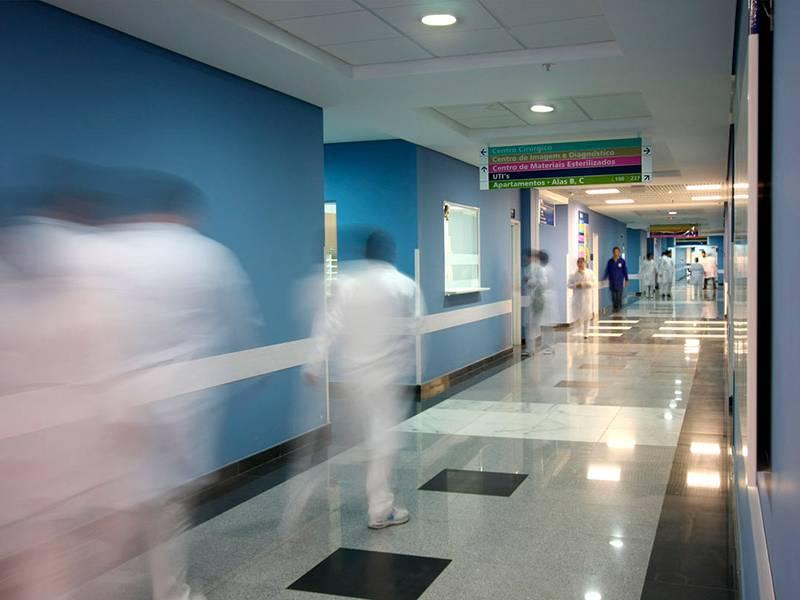 Com outros hospitais cheios, região passa a depender das vagas no Rocio