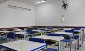 sala de aula na pandemia - Seed